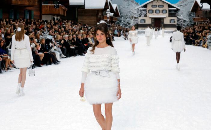 Karl Lagerfeld's Final Chanel Show