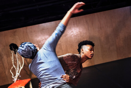 #SpeakingInDance: The Freedom of Letting Your Hair Go