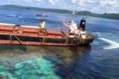 Oil Spill Near Unesco World Heritage Site in South Pacific Is Spreading