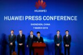 Huawei Sues U.S. as a 'Last Resort' Over What It Calls an Unfair Ban