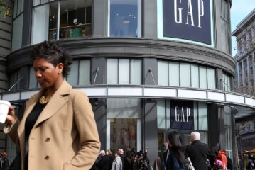'It's about time' that Gap decided to split its businesses