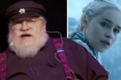 Winds of Winter – George RR Martin talks 'dead ends' while writing | Books | Entertainment