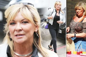 Weight loss diet plan: Emmerdale Kim Tate star Claire King eats this