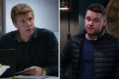 Emmerdale spoilers: Aaron Dingle and Robert Sugden in surrogacy trouble? | TV & Radio | Showbiz & TV