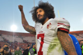 Colin Kaepernick Is Silenced by a Settlement, but His Knee Spoke Volumes