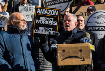 Labor's Hard Choice in Amazon Age: Play Along or Get Tough