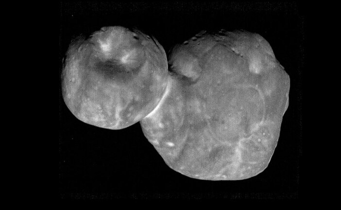 New Ultima Thule Photos Were Made in a Flash