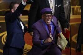 The Knicks Get Razzed at the Oscars