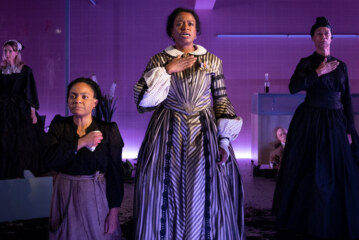 Review: 'Marys Seacole' Puts Biodrama Through a Kaleidoscope