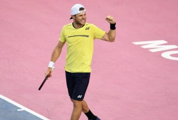 Radu Albot, Trained on Wooden Courts of Moldova, Earns His Country's First Title