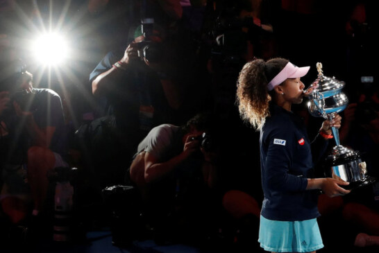 Second Slam Title Signals Naomi Osaka Has the Power to Rule Tennis
