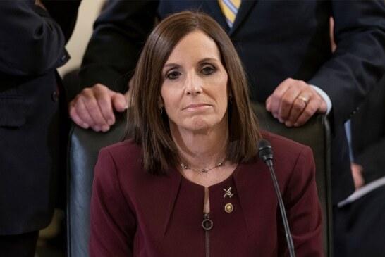 Arizona senator says she was raped while in US Air Force | USA News