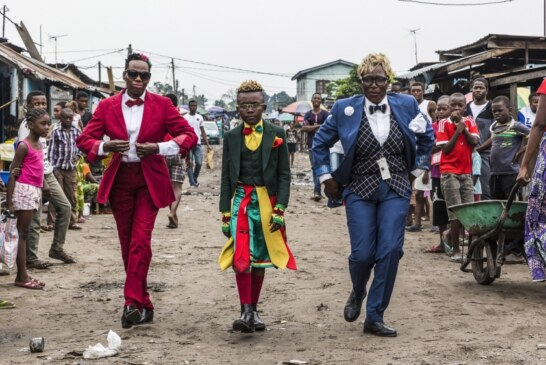 Meet the Sapeuses of Brazzaville |