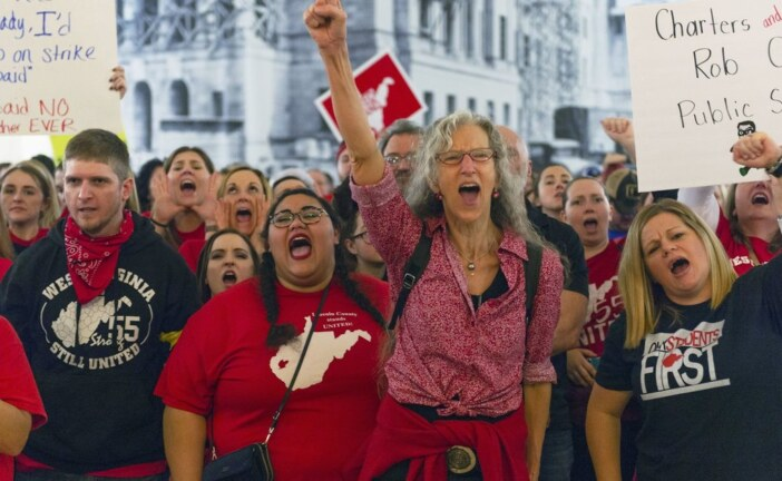 West Virginia Teachers Will Continue Striking For Second Day