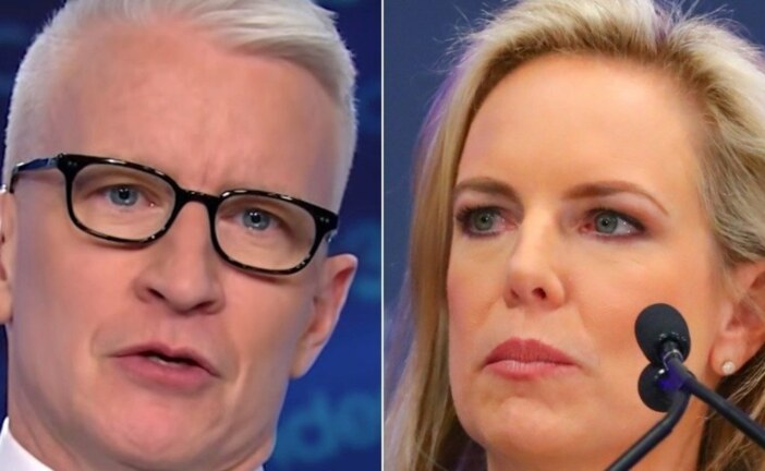 CNN's Anderson Cooper Tears Apart Kirstjen Nielsen's 'Orwellian' Word Games