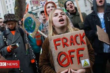 Fracking: Government guidance 'unlawful' rules High Court
