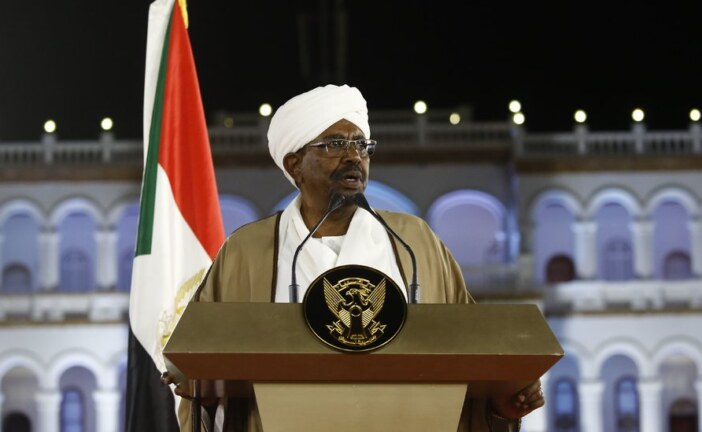 Facing Protests, Sudan's Leader Declares Yearlong State of Emergency