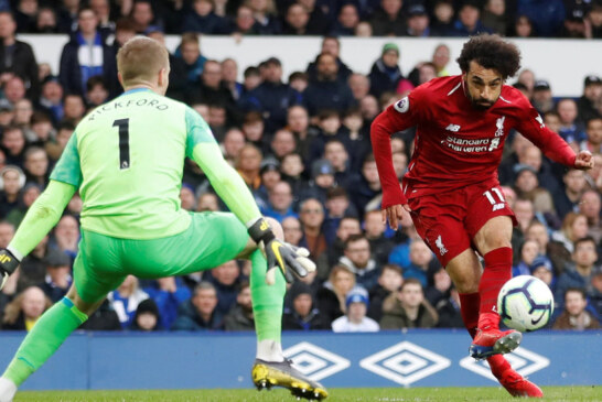 A Striker Out of Form, and Liverpool Out of First