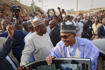Muhammadu Buhari Wins Second Term as Nigeria's President